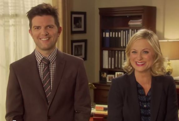 The 'Parks and Rec' Gag Reel We've Been Waiting For