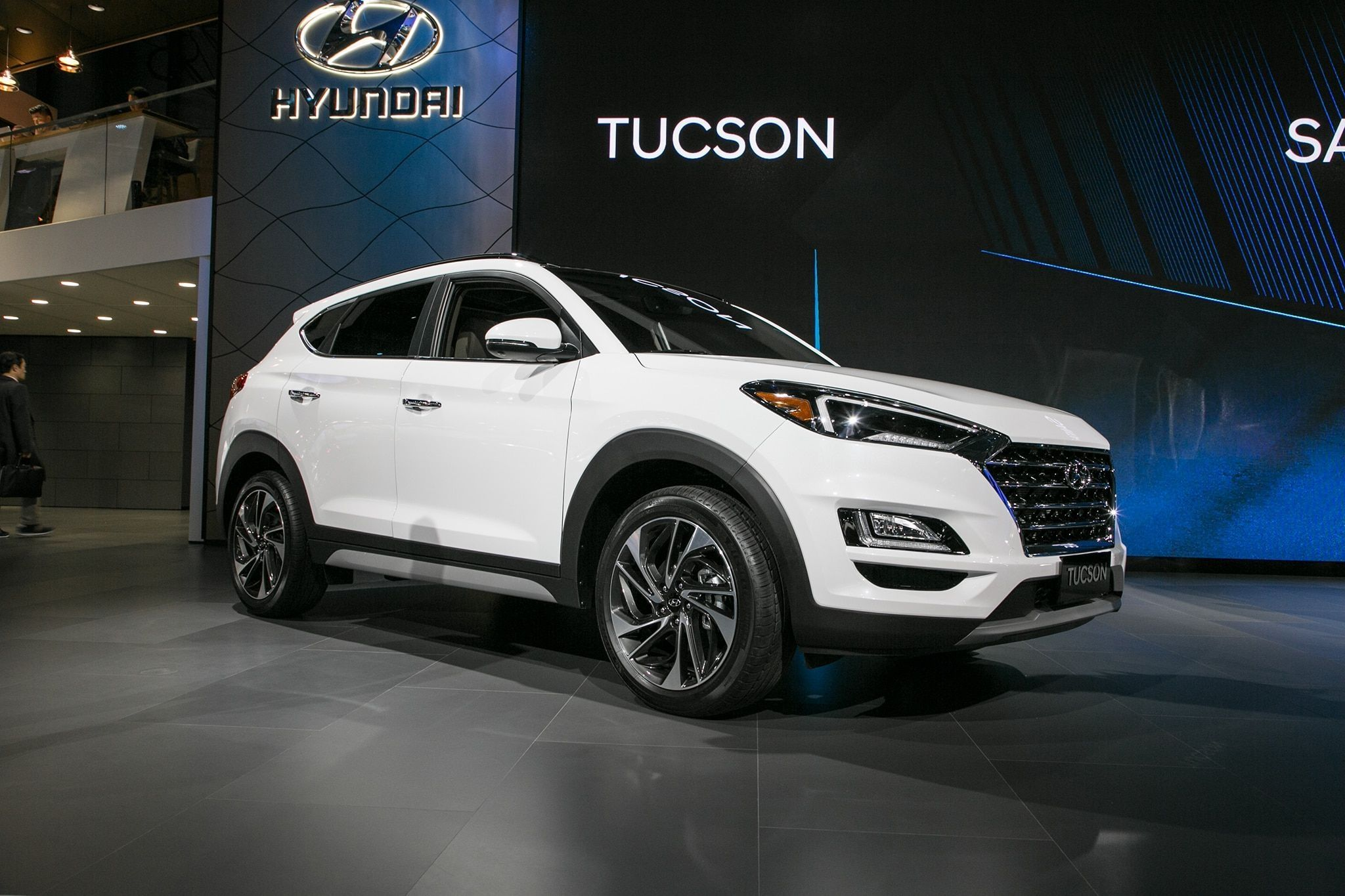 Best 2019 Tucson Concept, Redesign and Review | Car