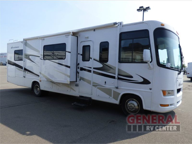 Used 2008 Four Winds RV Hurricane 33H Motor Home Class A at
