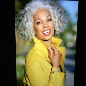 Terukolaura With Images Natural Gray Hair Gray Hair