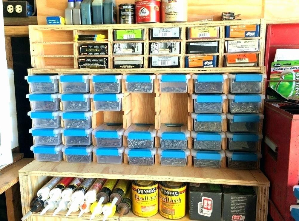 nail and screw storage ideas awesome nail and screw on top 55 best garage workshop ideas basics of garage workshop ideas explained id=33637