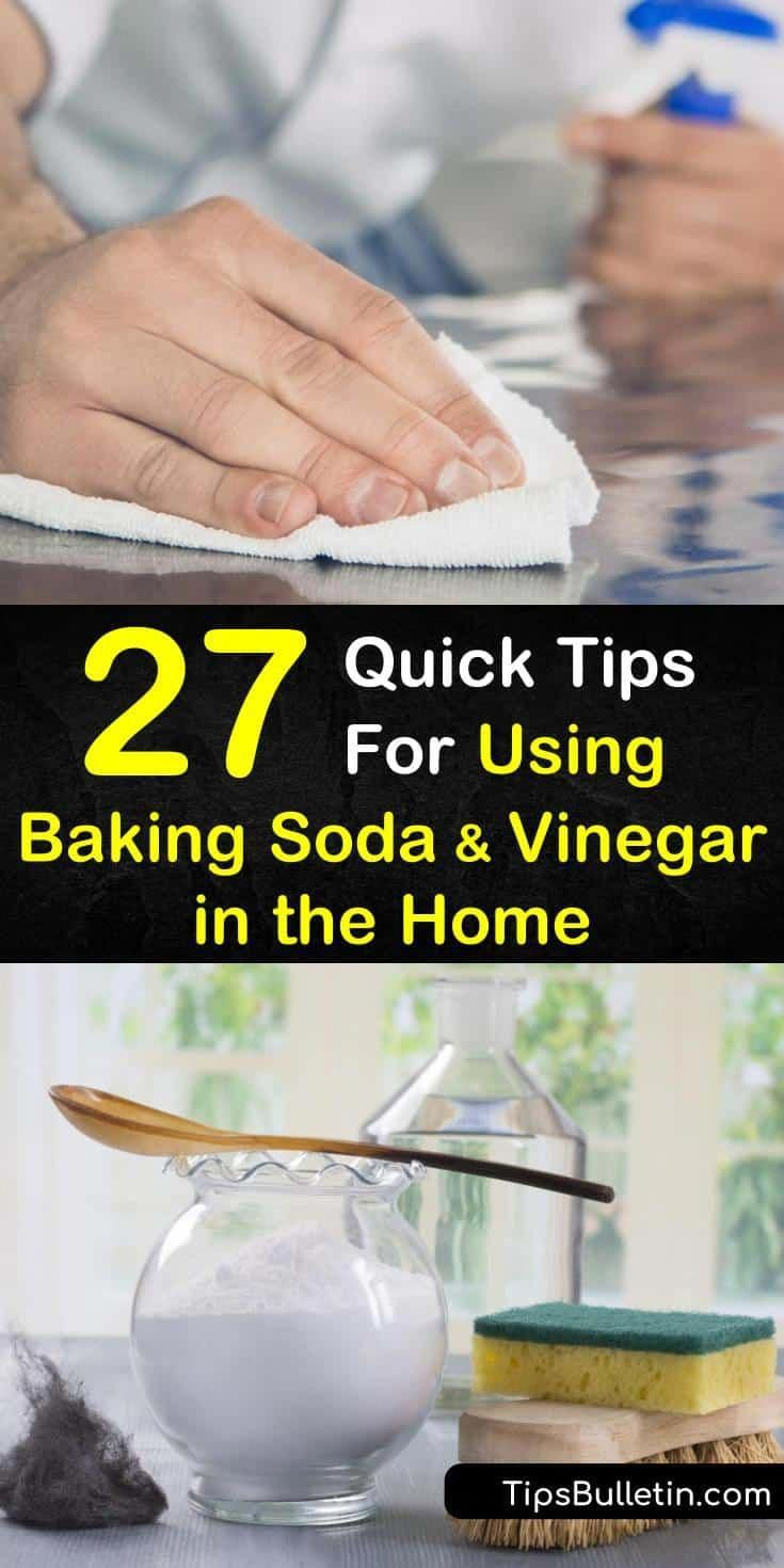 how to clean dishwasher drain with baking soda and vinegar