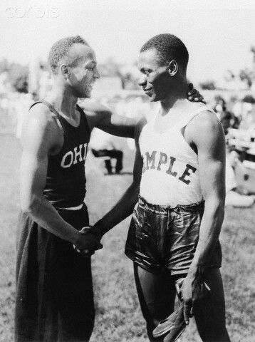 Jesse Owens Pictures In Color