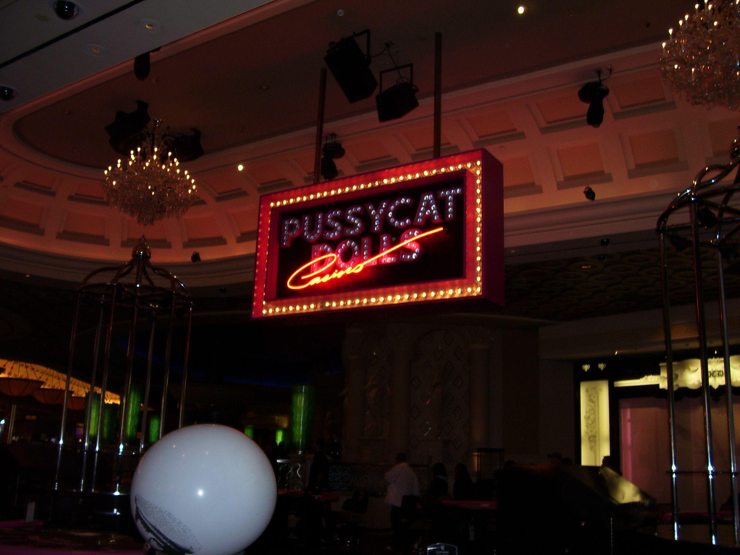 Pussycat Lounge Las Vegas