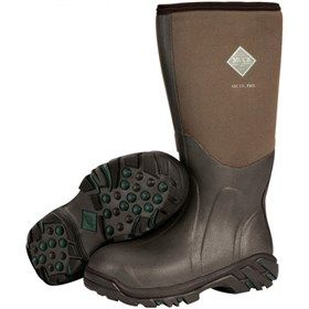 Muck Boots Unisex Arctic Pro Bark is one of the warmest neoprene ...