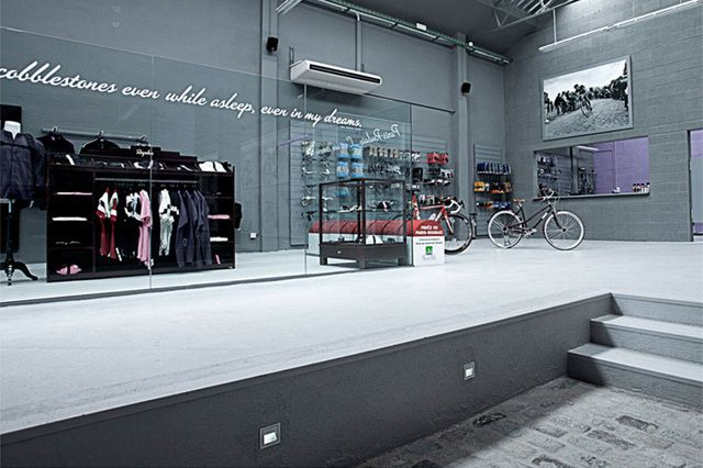 Probably The Most Beautiful Bike Shop In The World Bike Shop