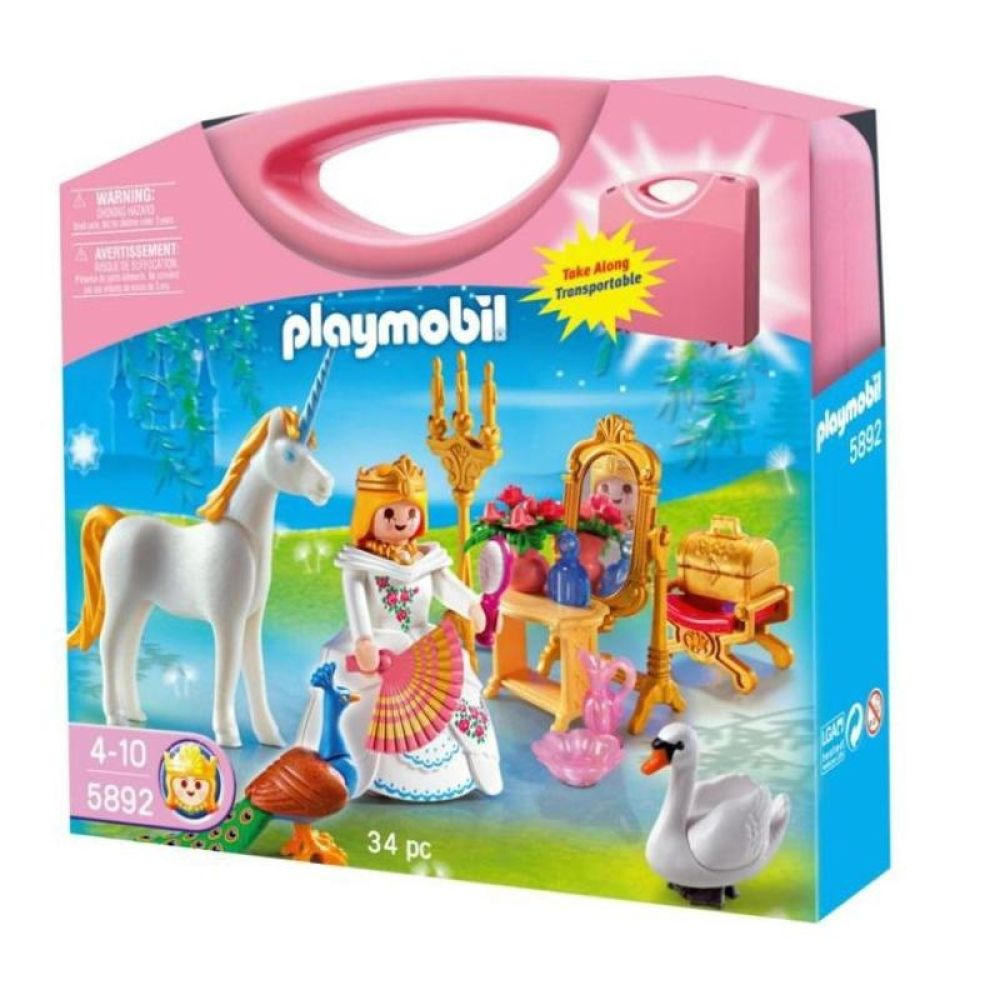 Princess Carrying Case Playmobil 32 piezas *Hasta agotar existencias ...