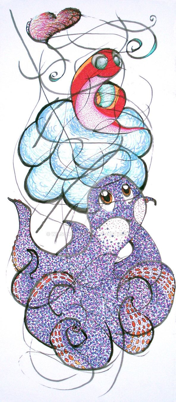 Octopus By Mauvermor Hedgehog Character Sonic The Hedgehog
