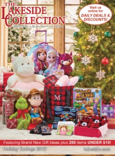 Shop Our Catalogs All Catalogs The Lakeside Collection Gift Catalog Unique Christmas Gifts Lakeside Collection