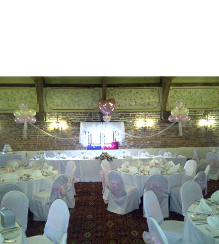 Chair Cover Hire Telford Shropshire Dining Seat Covers Canada Balloon Expressions Of Company Name Website Address Www Co Uk Phone Number 01952 507917