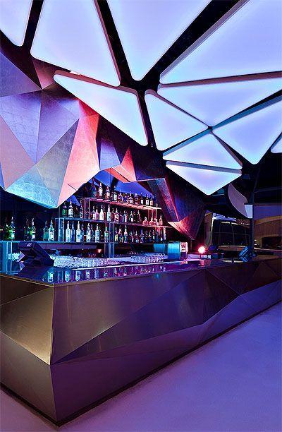 night-club-design-bar-desk Like and Repin. Thx Noelito Flow. http ...
