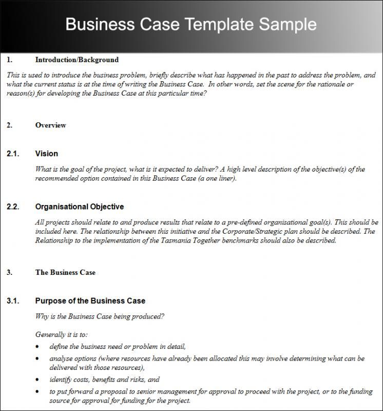 Business case template template pinterest business case business case template business case template report template case study sample resume fbccfo Image collections