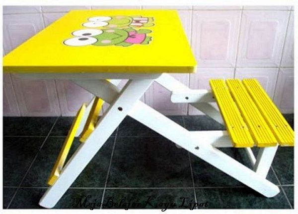 Folding wooden study table, the price of a minimalist study table, the price …
