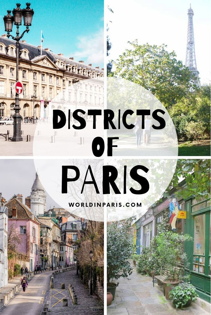 , Guide to the Arrondissements of Paris (Paris Districts) as Seen by Locals – World In Paris, My Travels Blog 2020, My Travels Blog 2020