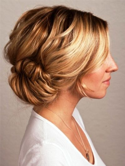 Formal Hairstyles For Medium Hair 40 Partyready Holiday Hairstyles  Holidays Hair Style And Medium