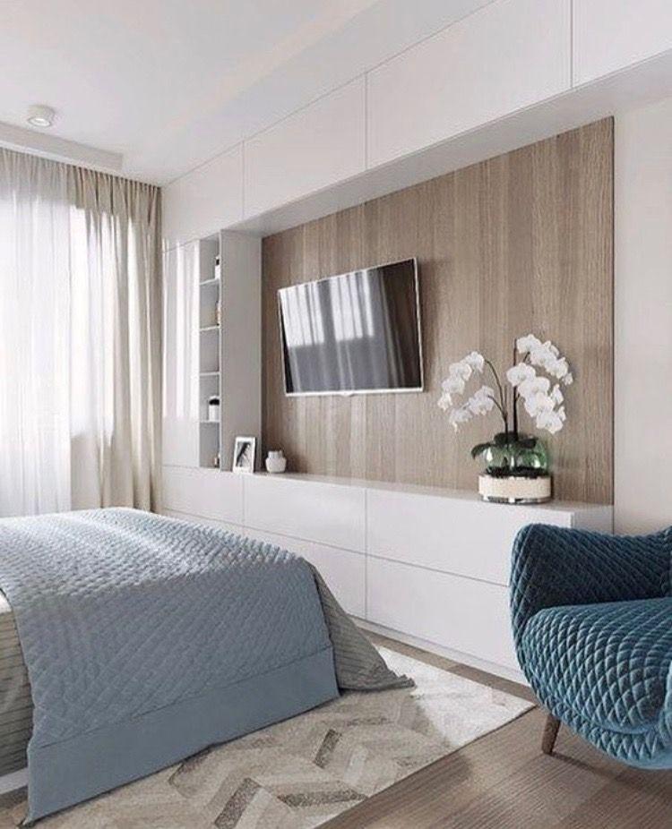 современные спальни дизайн: Спальная комната в 2019 г.