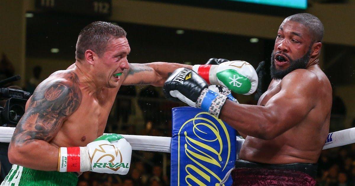 Boxing boxing news sports news oleksandr usyk stops chazz