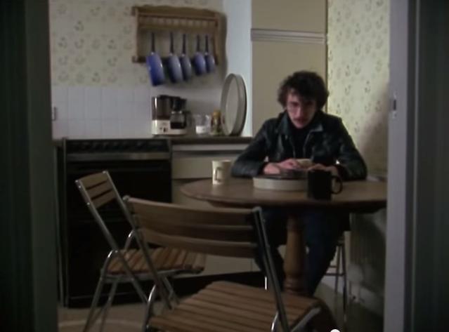 Meantime (1983) Mike Leigh Desk, Office desk, Home decor