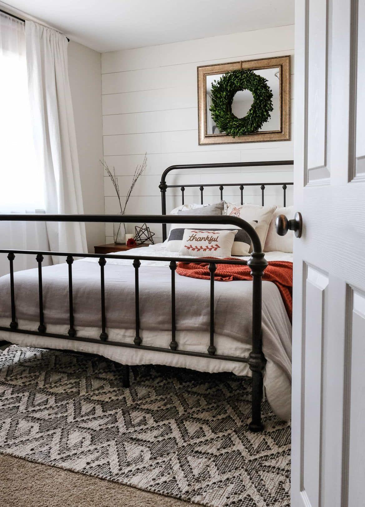 30+ Black farmhouse bed frame type