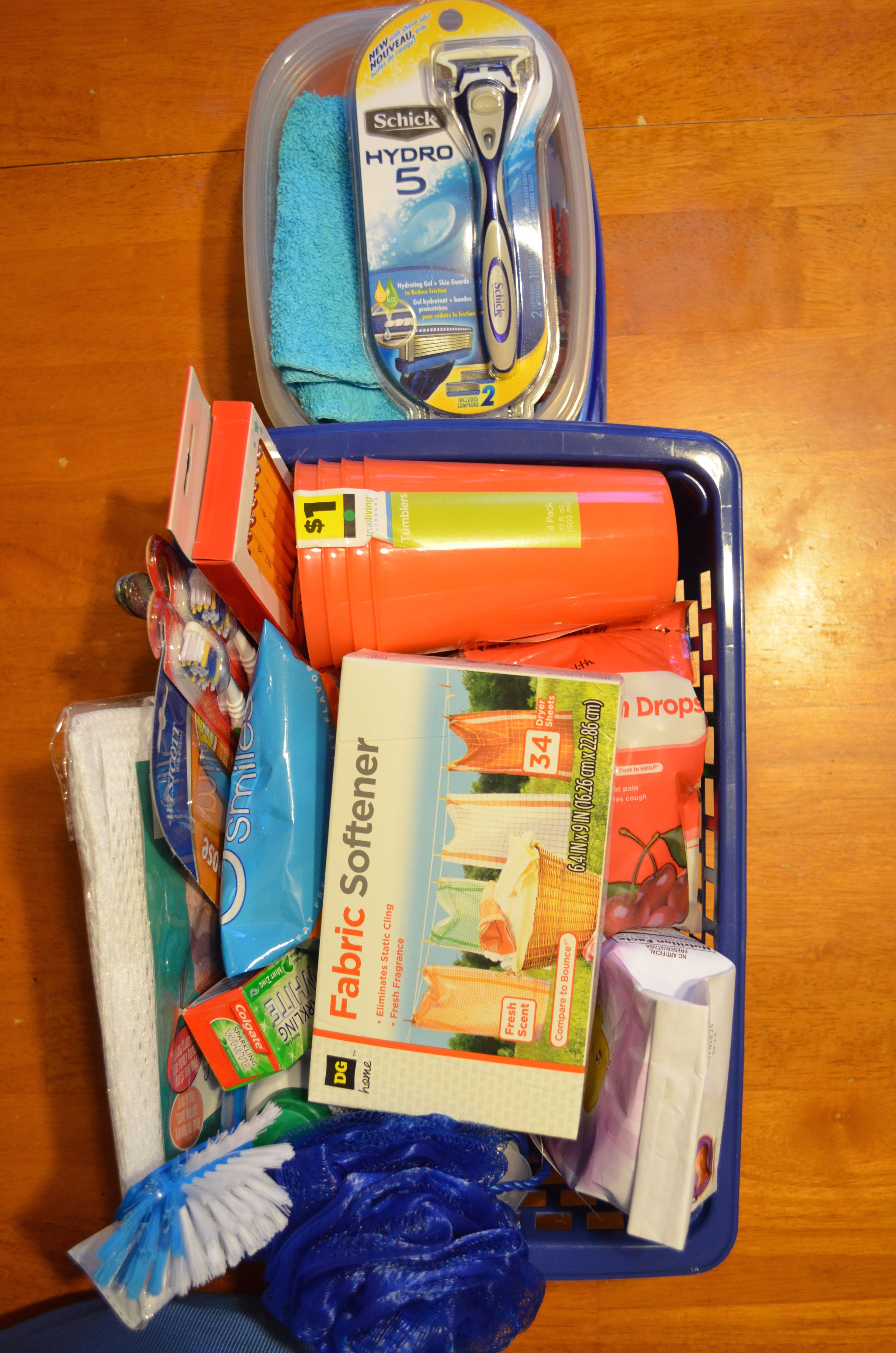 College Care Package Ideas For Guys With Tips To Buy For Your