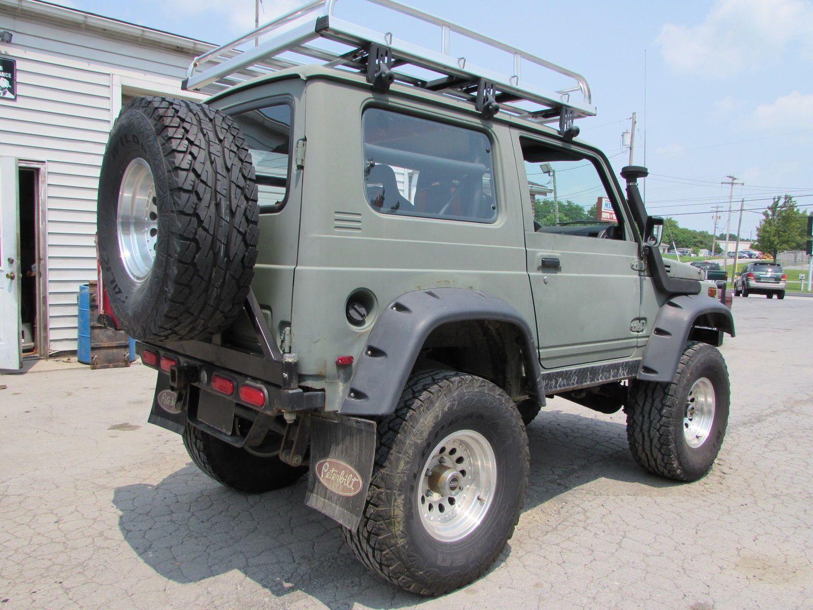 Suzuki : Samurai 2 Door | Samurai, 4x4 and Jeeps