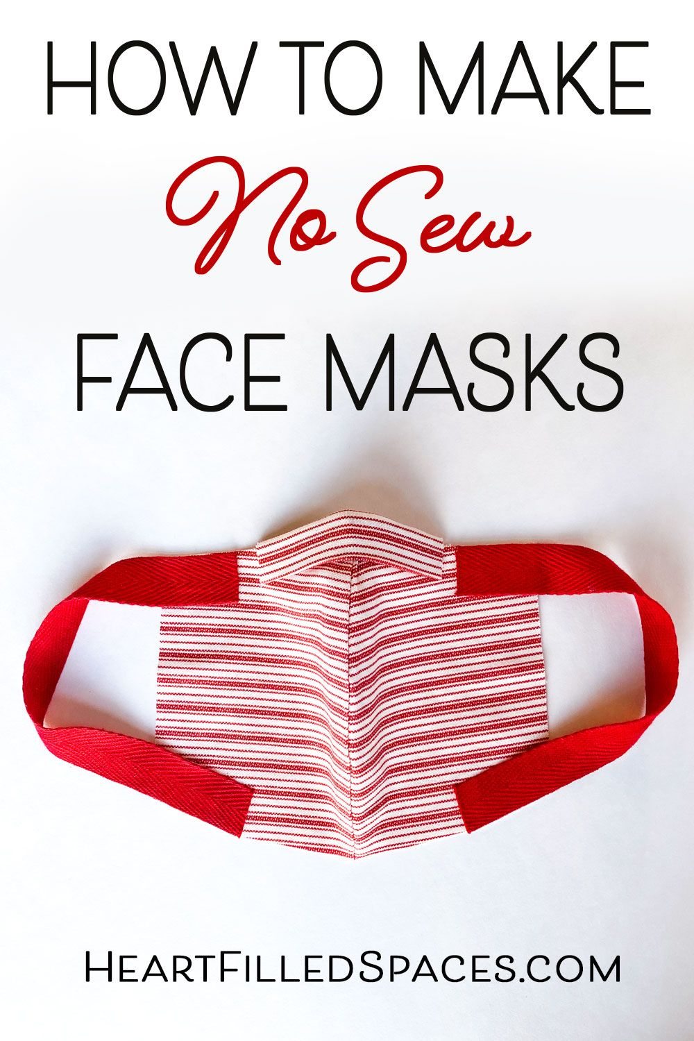 40++ No sew face mask inspirations