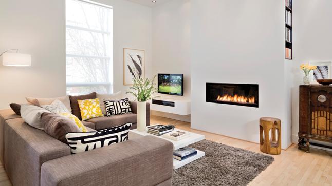la touche de johanne chemin es en vogue id es pour la maison pinterest foyer habillage. Black Bedroom Furniture Sets. Home Design Ideas