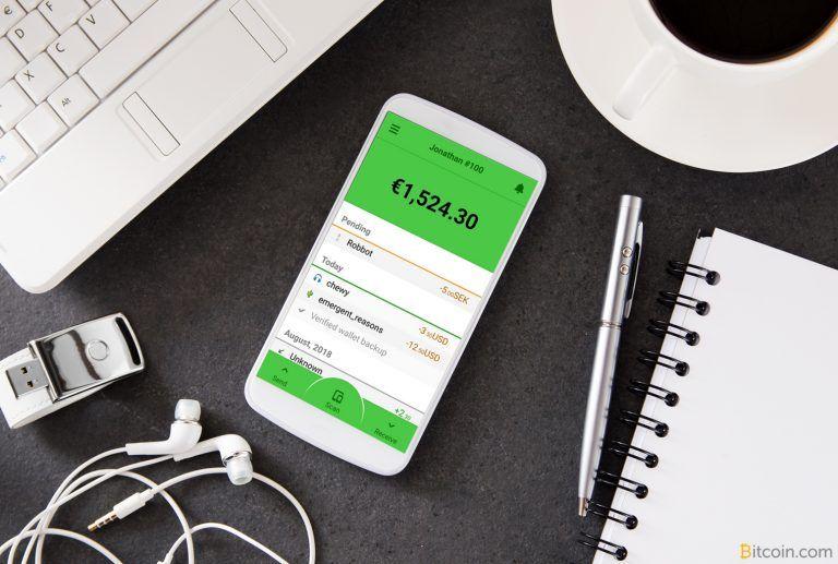 Cash accounts developer publishes easytouse cashwallet