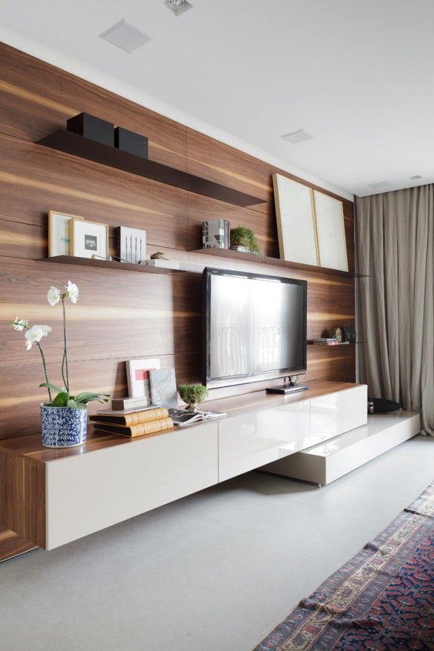 Appartement pour un collectionneur d\u0027art par Consuelo Jorge