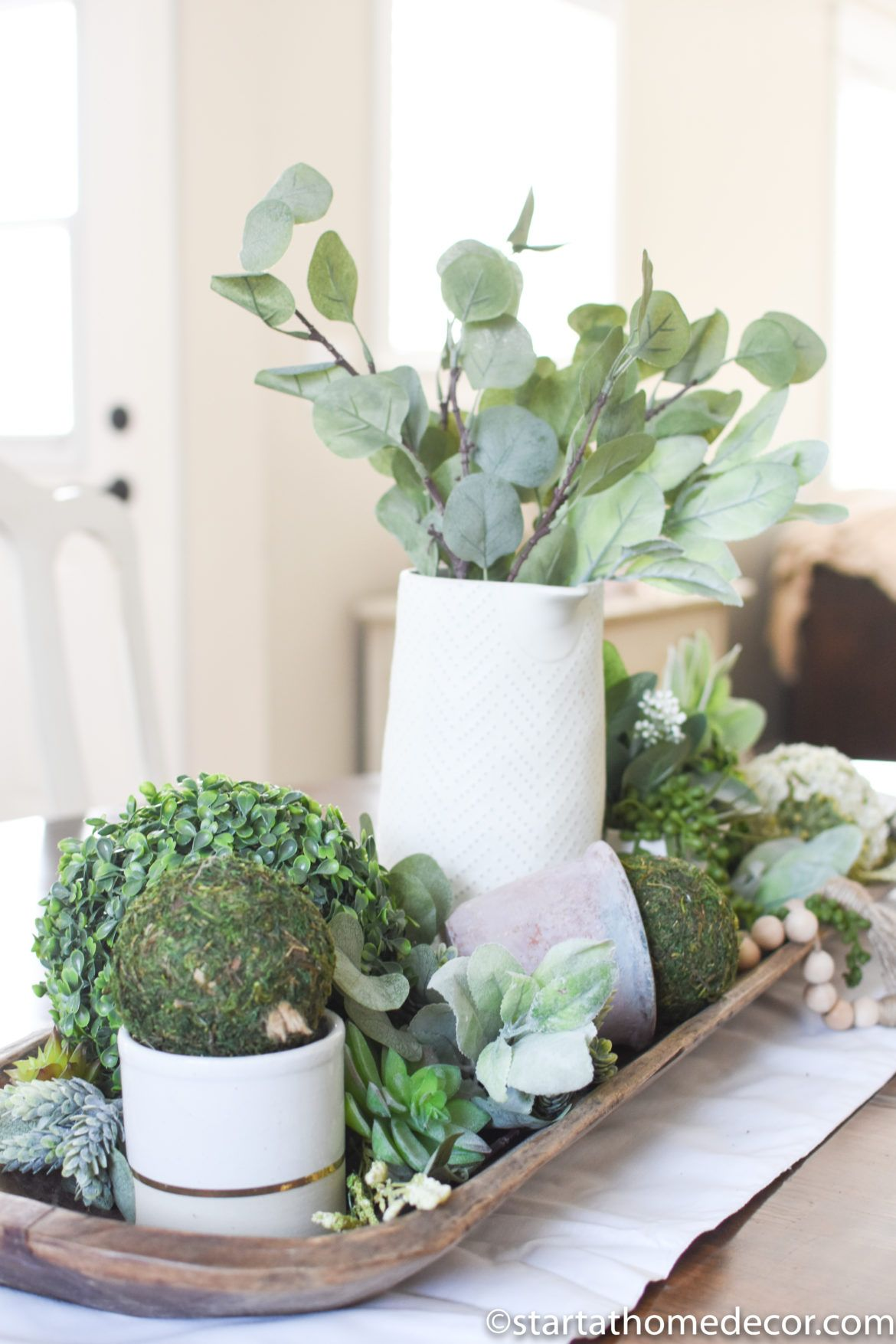 How To Decorate With Faux Plants Home Decor