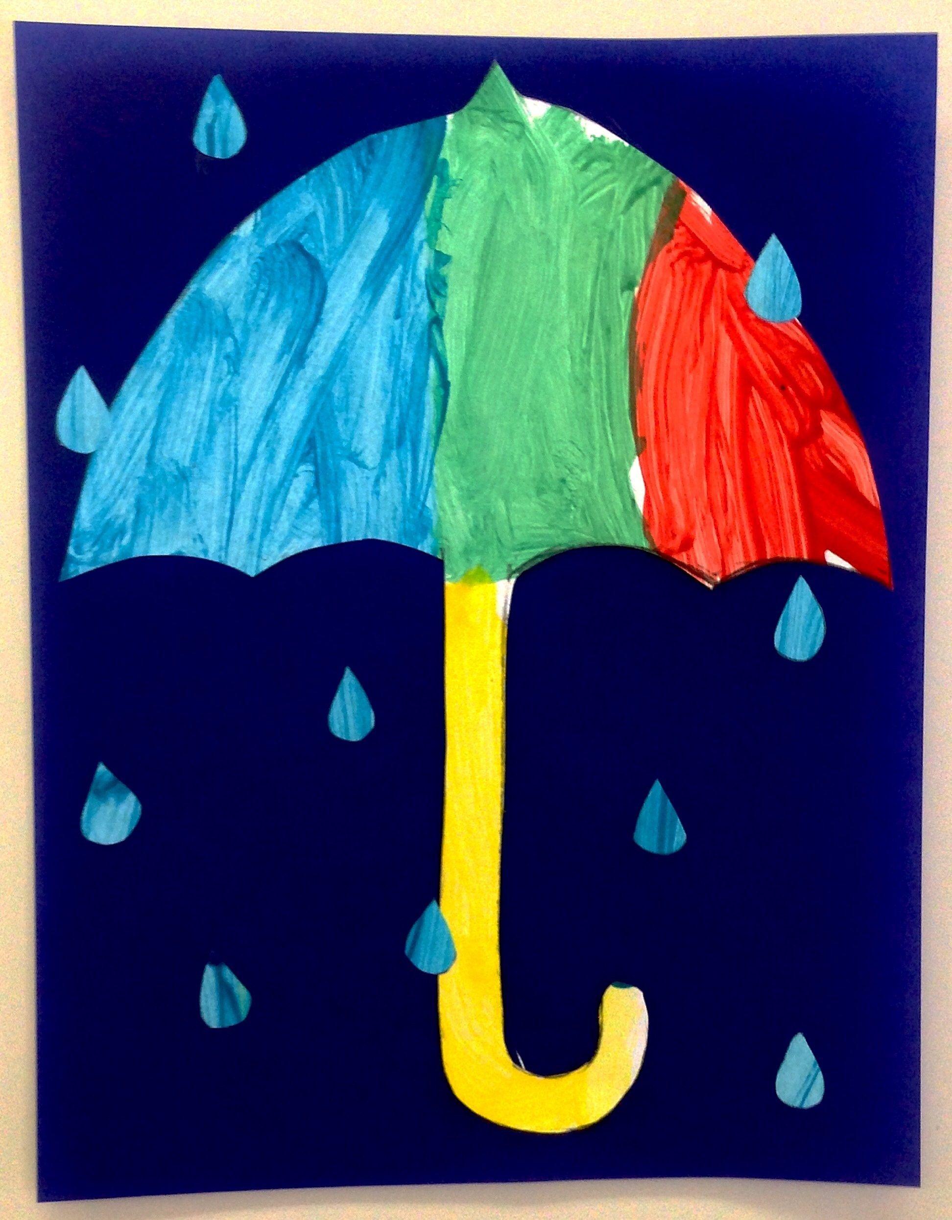 Letter Of The Week U Umbrella
