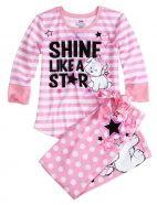 Lulu Dog Star Pajama Sleep Set