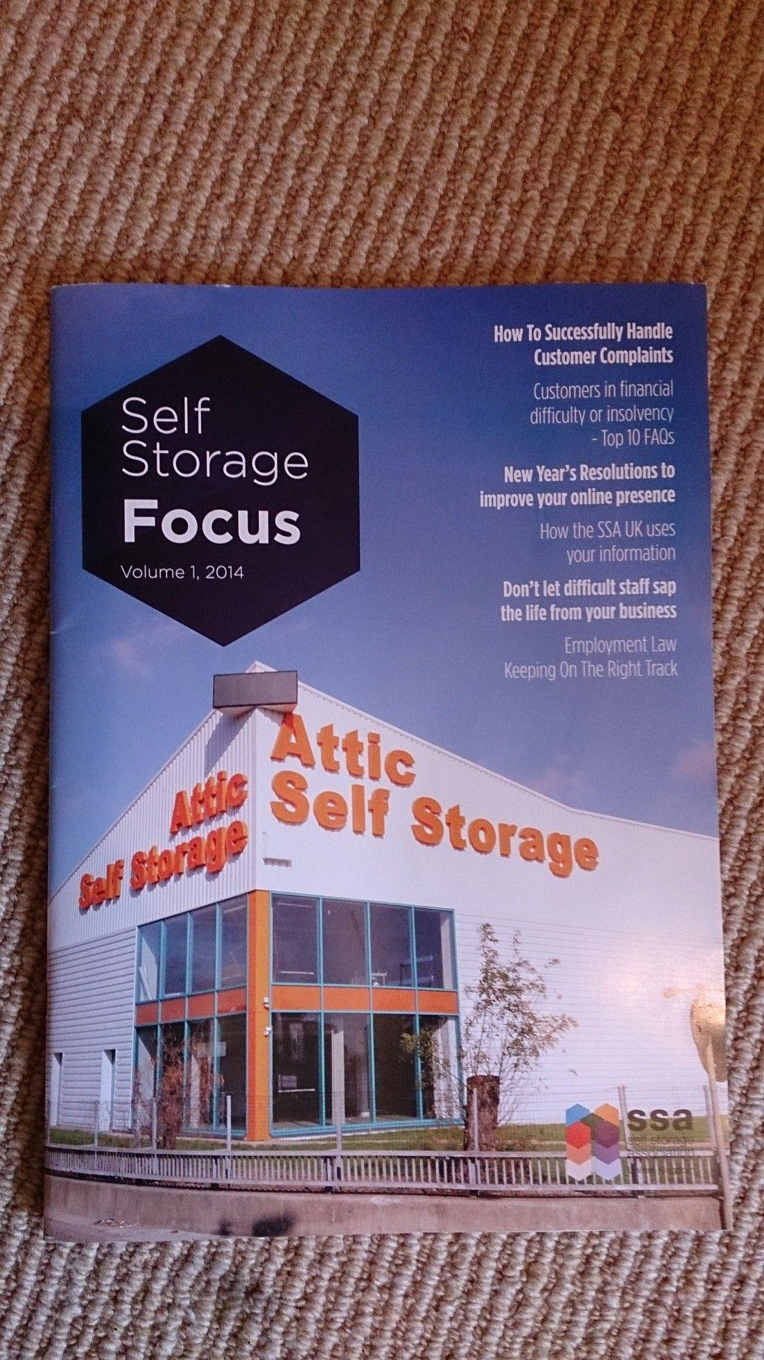 My Attic Self Storage