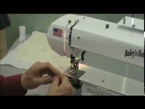 ▷ Bailey's Home Quilting Machine Basics 1 - YouTube | Sewing and ... : baileys quilting machine - Adamdwight.com