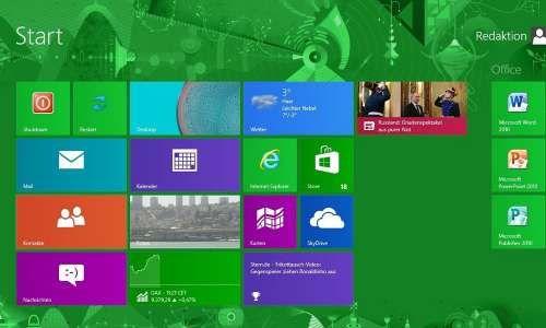 Wir zeigen Ihnen die ersten Schritte mit der Windows-8.1-Spracherkennung.