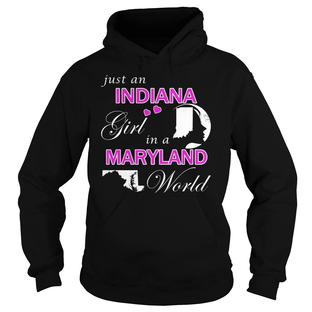 Indiana Girl in Maryland