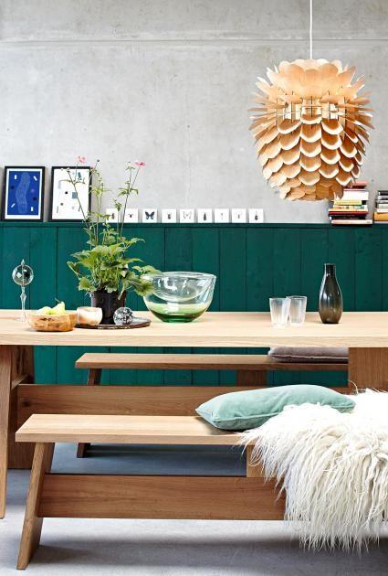 Natürlich einrichten und dekorieren Auf Holz gesetzt - Rustikal