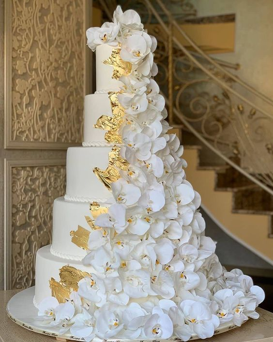 Everything You Need To Know About Wedding Cake: Wedding, Wedding Cake, Glamorous