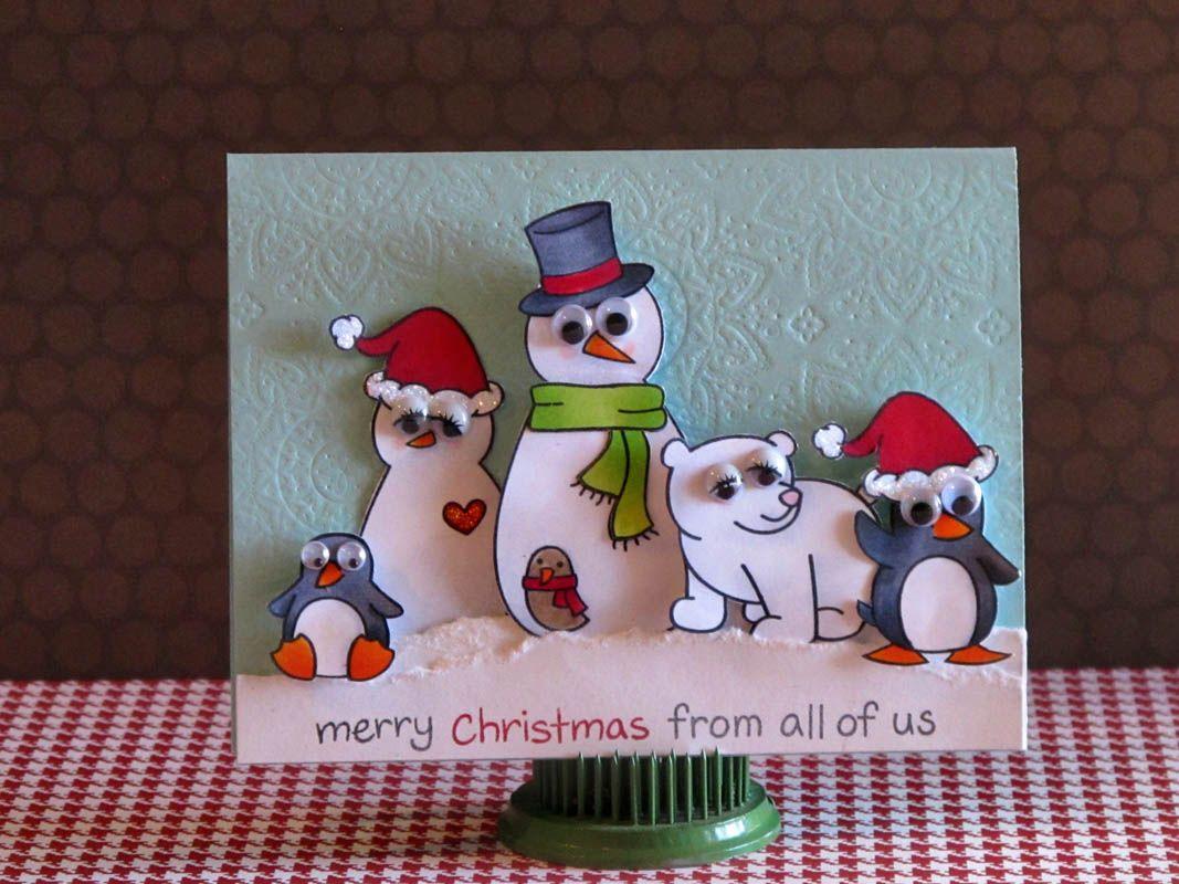 Scrapbook ideas christmas card - Scrapbook Ideas Christmas Card 5