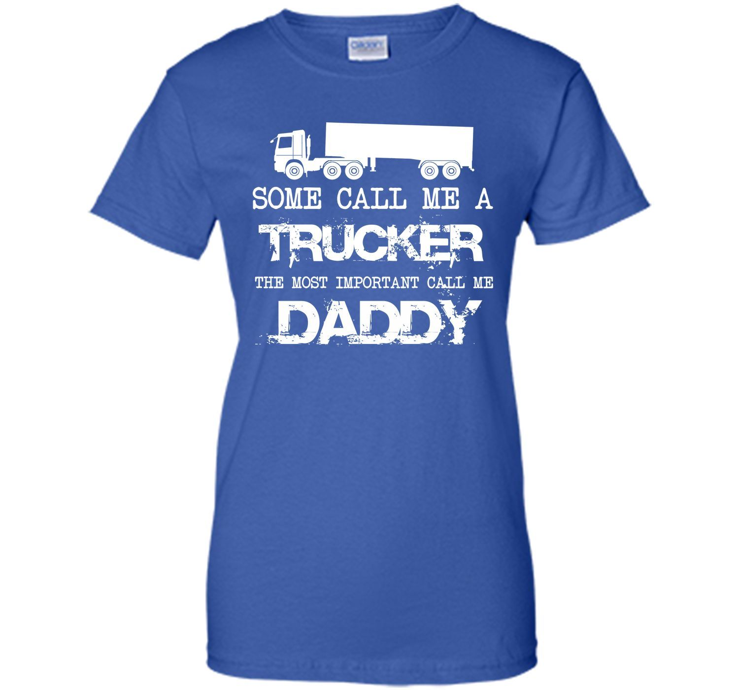 Trucker daddy tshirt products pinterest products