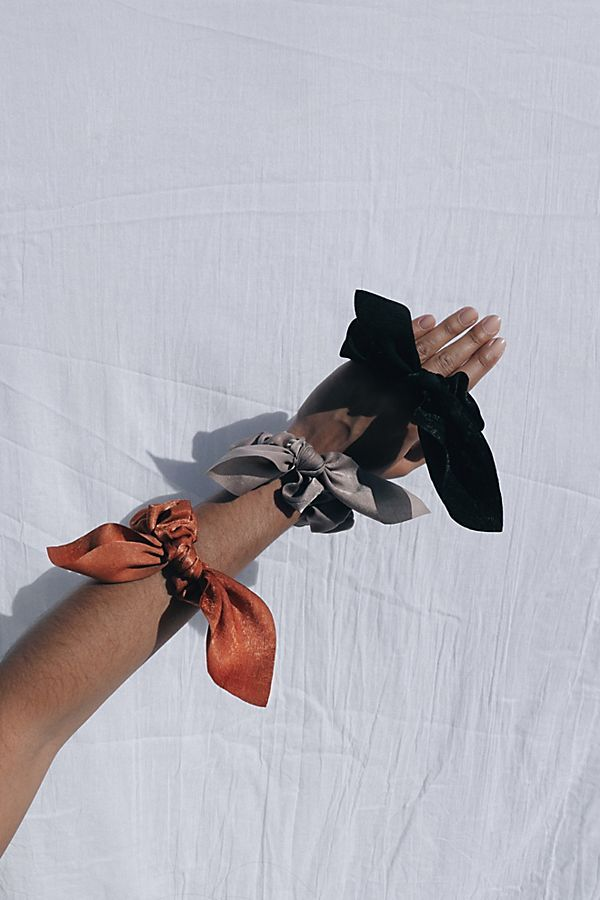 Solid Milano Scrunchie | Free People