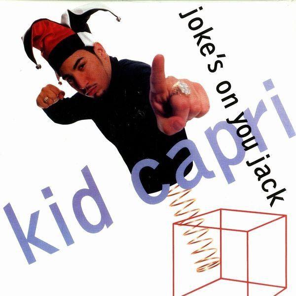 Kid Capri - <b>Joke&#39;s</b> On <b>You Jack</b> 12&quot; CC4856 Cold Chillin&#39;   Hip Hop ...