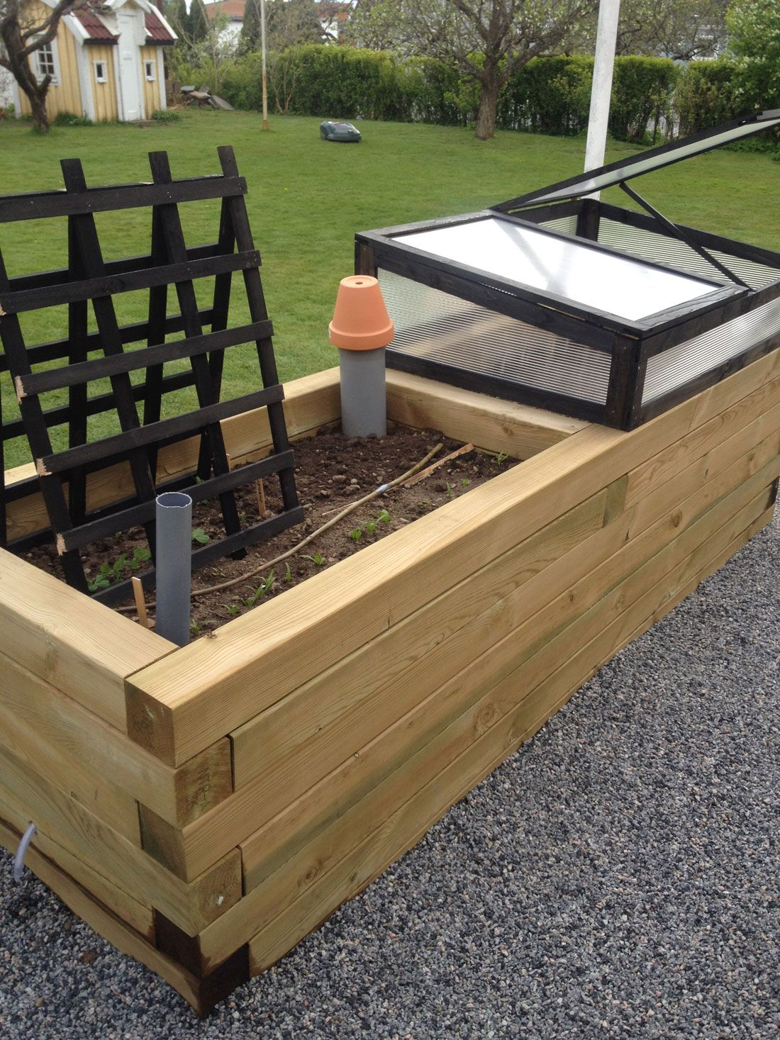 How to build a Wicking Bed • Vegocracy in 2020 Wicking