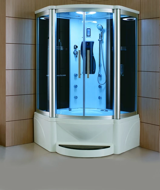 Mesa Ws 609p Steam Shower With Jetted Tub 48 L X 48 W X 85 H In