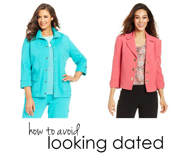 Tips to keep your outfits from looking out-of-date