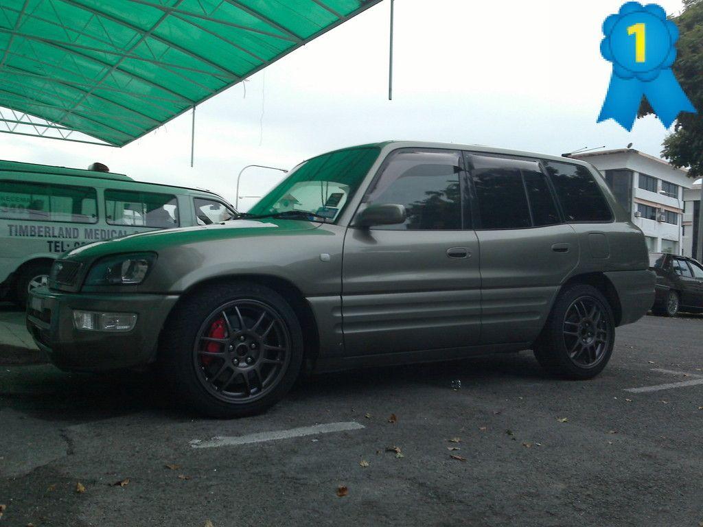 Jamal77 S 1998 Toyota Rav4 In Kuching Toyota Rav4 Toyota Toyota Turbo