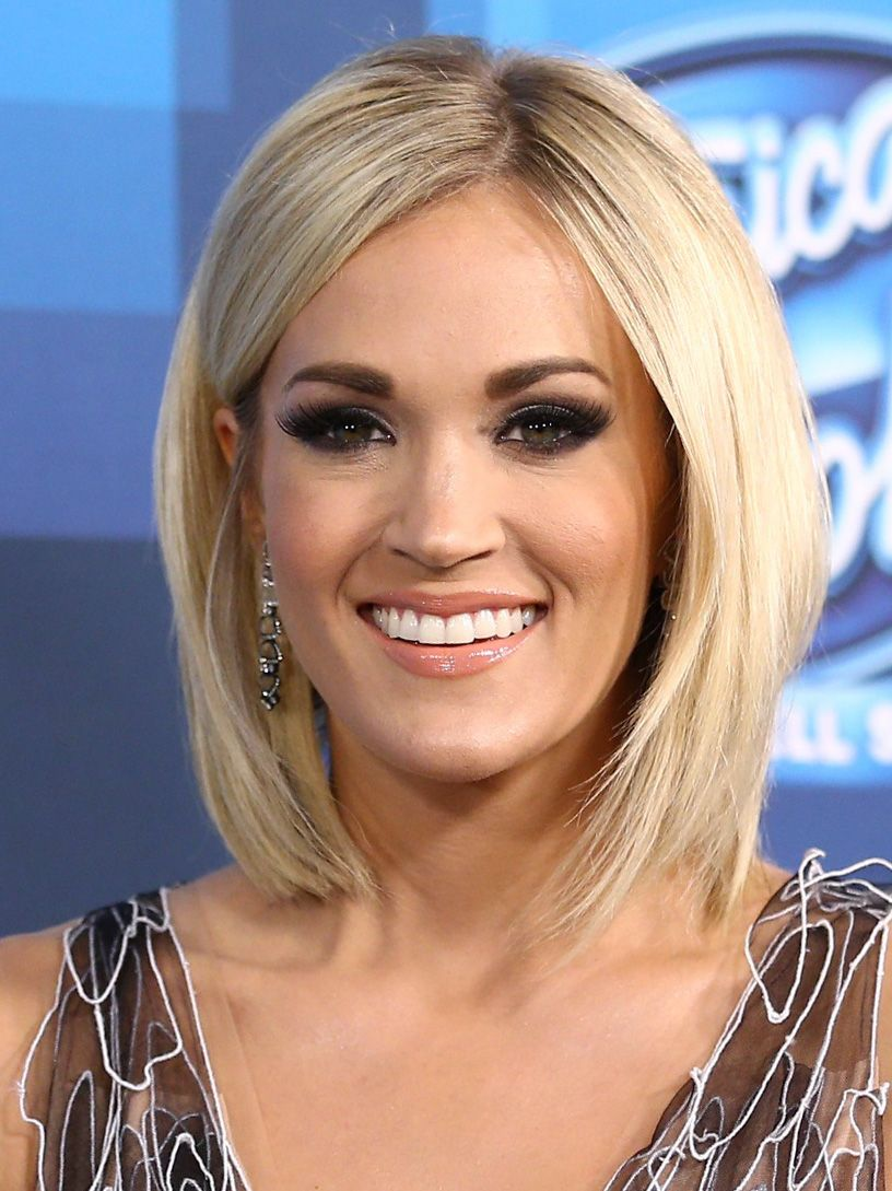 13 Stars Who Do Their Own Red Carpet Glam Pinterest Carrie Hair