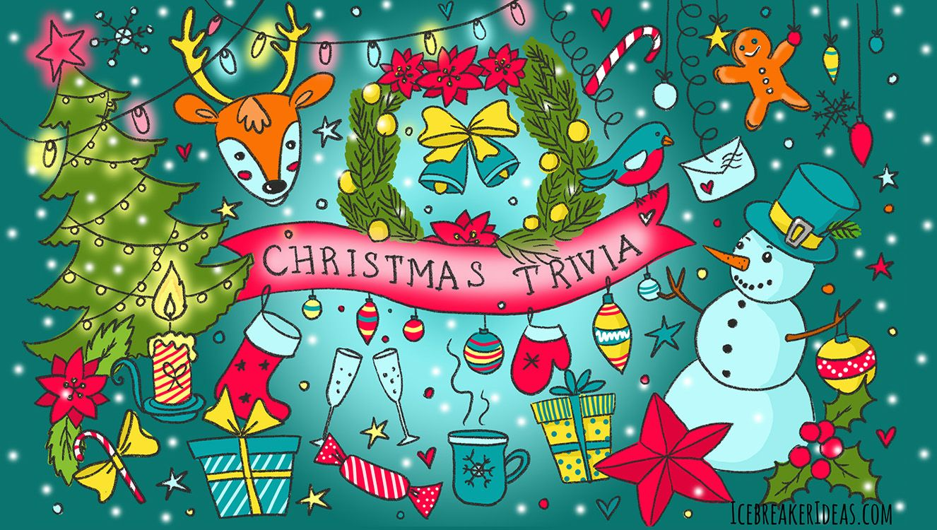 182 Christmas Trivia Questions & Answers [2020], Games + Carols in