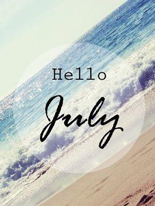 Hello July ⚓