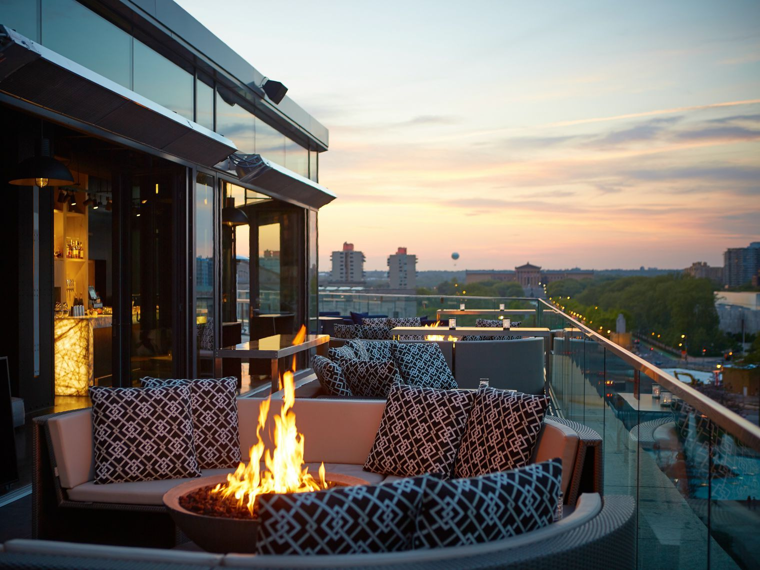 13 Essential Philly Rooftops and Decks for Outdoor Dining
